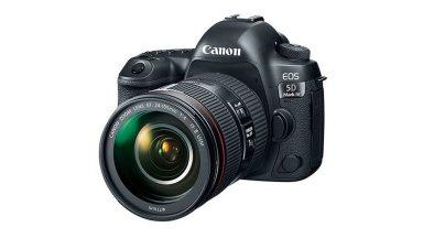 New Canon 5D Mark IV: Canon Announces New Features