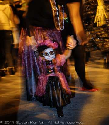 Day of the Dead, San Miguel de Allende