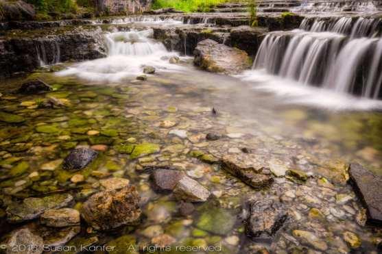 Wide Angle Waterfall