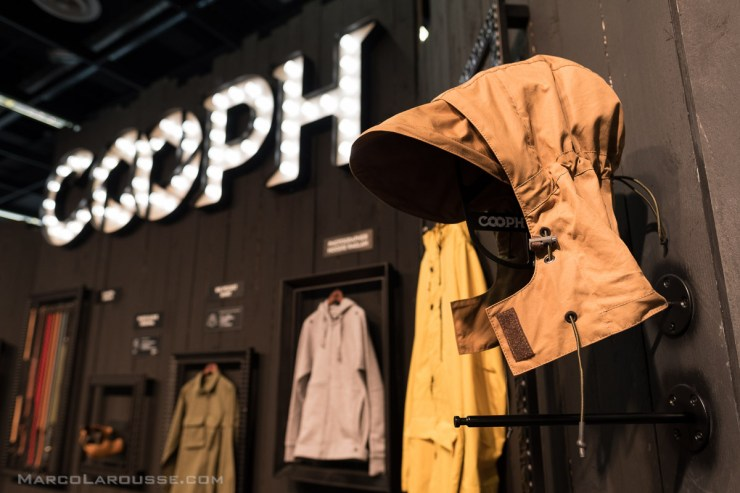 COOPH rain hood