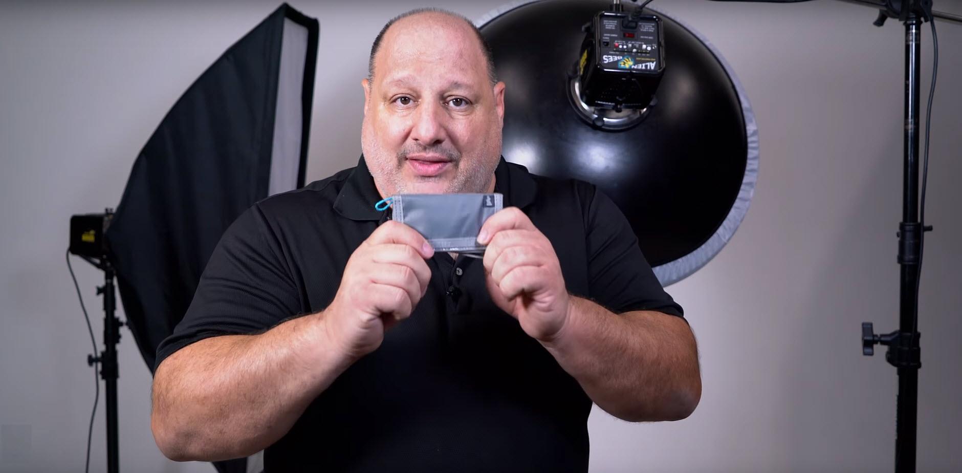 Gray Card Wallet
