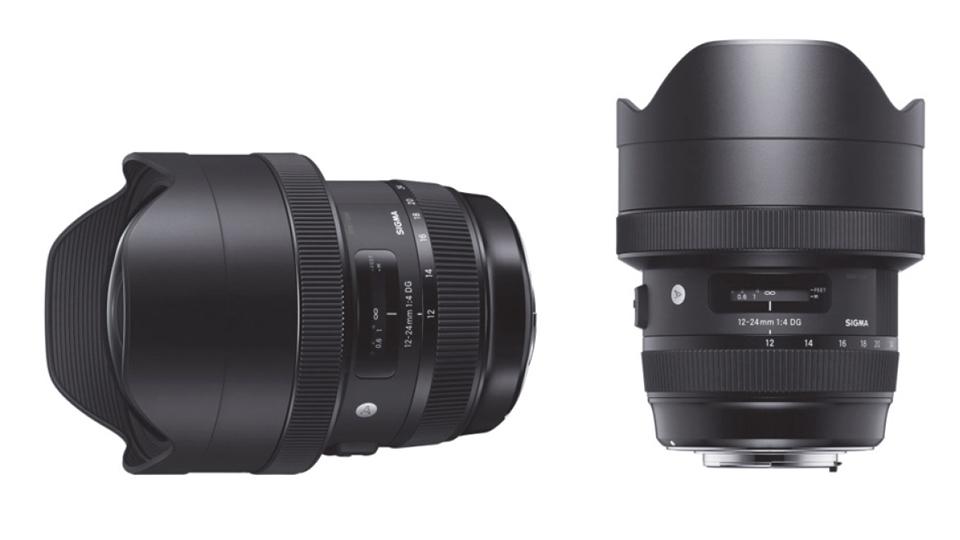 Two New Sigma Art Lenses