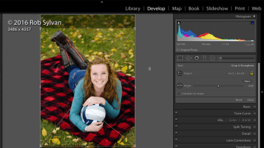 Be a Lightroom Crop Master