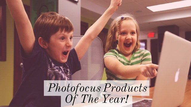 Photofocus Products Of The Year - Kevin Ames