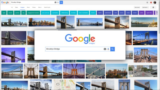 Scouting Locations with Google Images