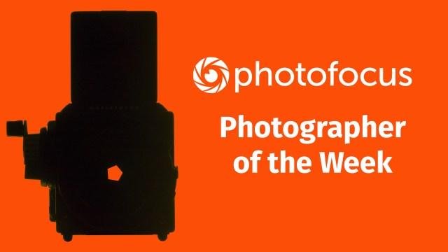 Photographer of the Week Logo