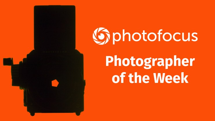 Photographer of the Week Logo