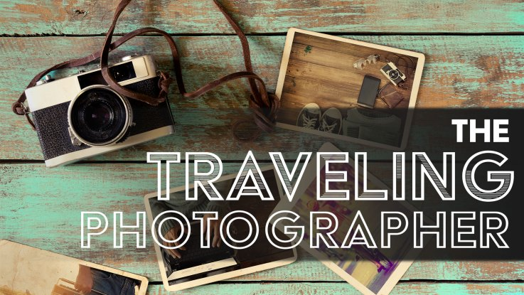 The Traveling Photographer Column on Photofocus.com