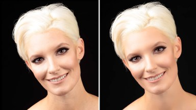 Does Digital Makeup Work? Comparing Real World to Perfectly Clear Complete version 3