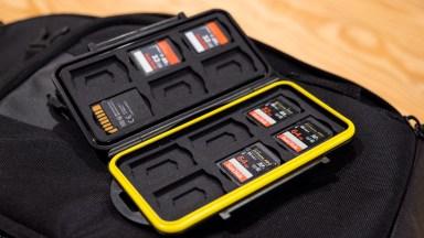 Gear Review: Ruggard Card Case