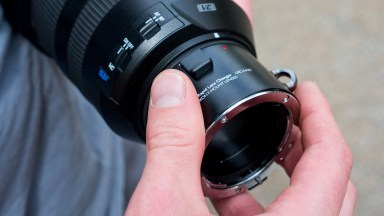 Gear Review: Vello Rapid Lens Changer
