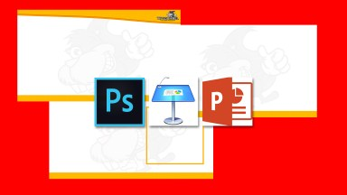 Create Keynote or Powerpoint Templates with Ease in Photoshop