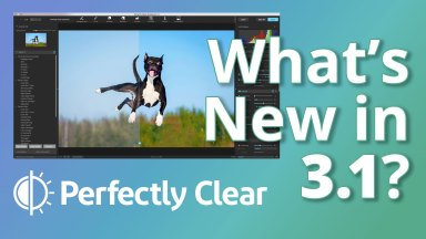 Save Even More Time, Learn What's New in Perfectly Clear 3.1