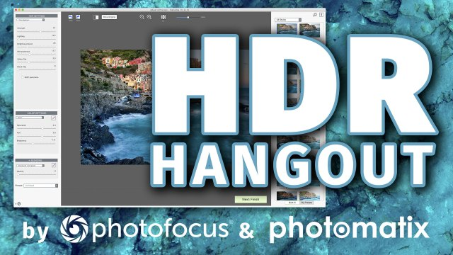 Master Photomatix Pro Version 6 — Free HDR Hangout Today