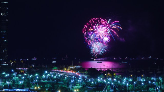 The Best Method For Fireworks