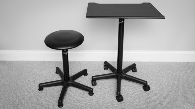 Gear Review: Impact Posing Table and Stool Kit