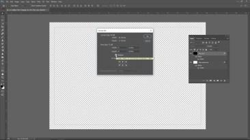 4a Increase canvas size for border
