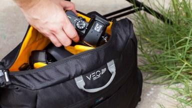 Gear Review: Vanguard Veo Discover 38 Messenger Bag
