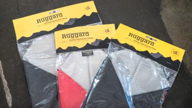 Gear Review: Ruggard Padded Equipment Wraps!