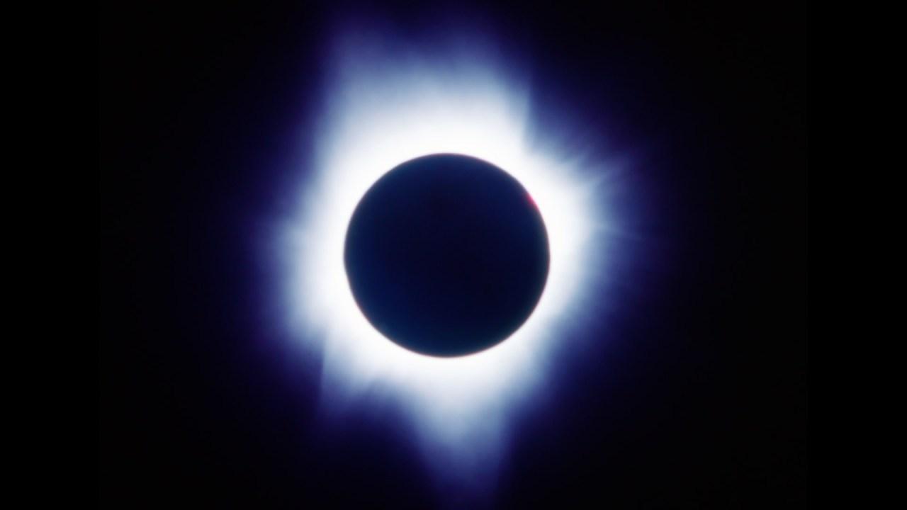 July 1991 eclipse of the sun ©Steven Ingliman