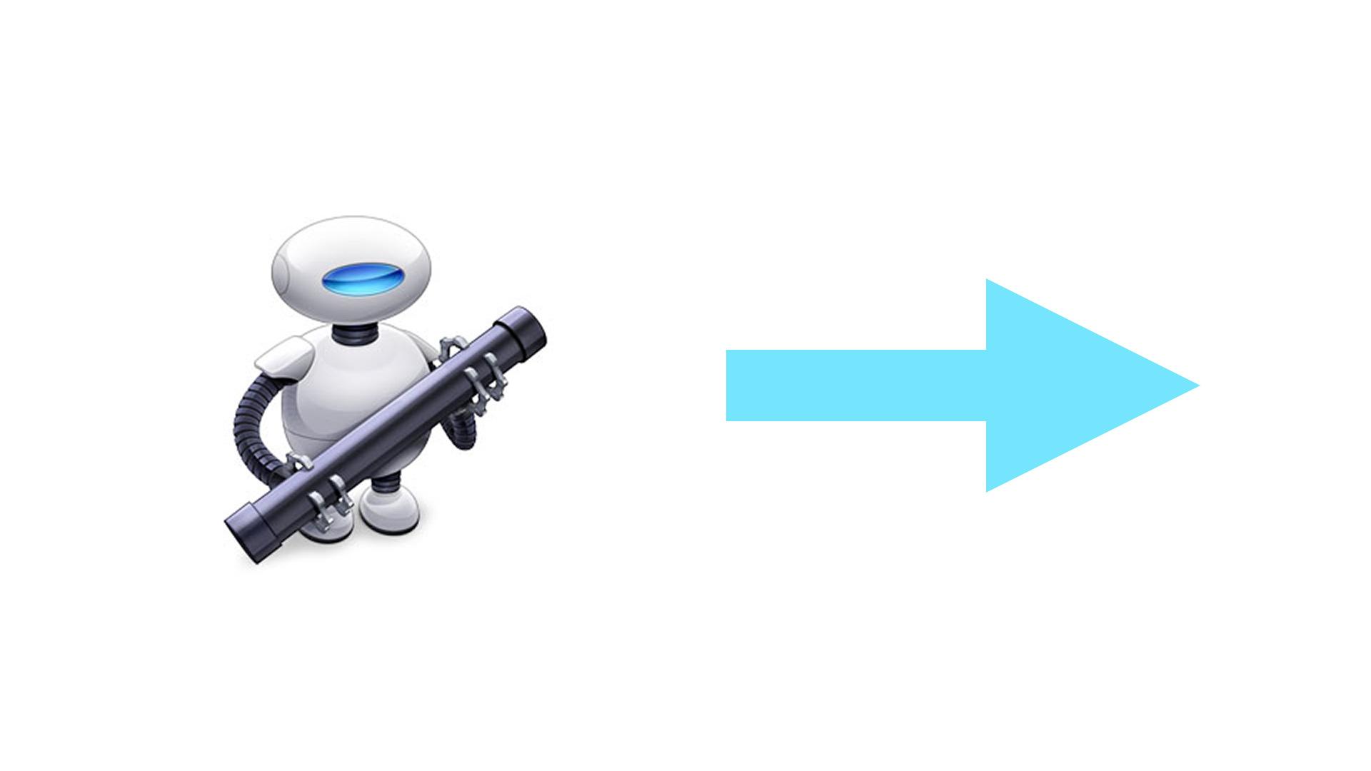 Apple's Automator – The Ultimate Workflow Tool | Photofocus