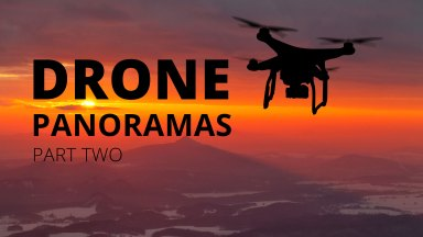 How to Develop Drone Panoramas in Lightroom