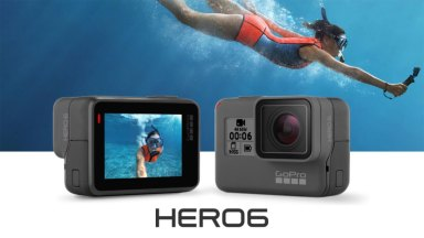 A First Look at the GoPro Hero 6