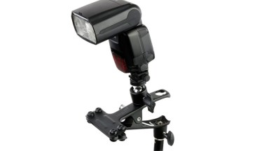 Gear Review: Impact Large Clip Clamp with Ball Head Shoe Mount (a.k.a., Justin Clamp)