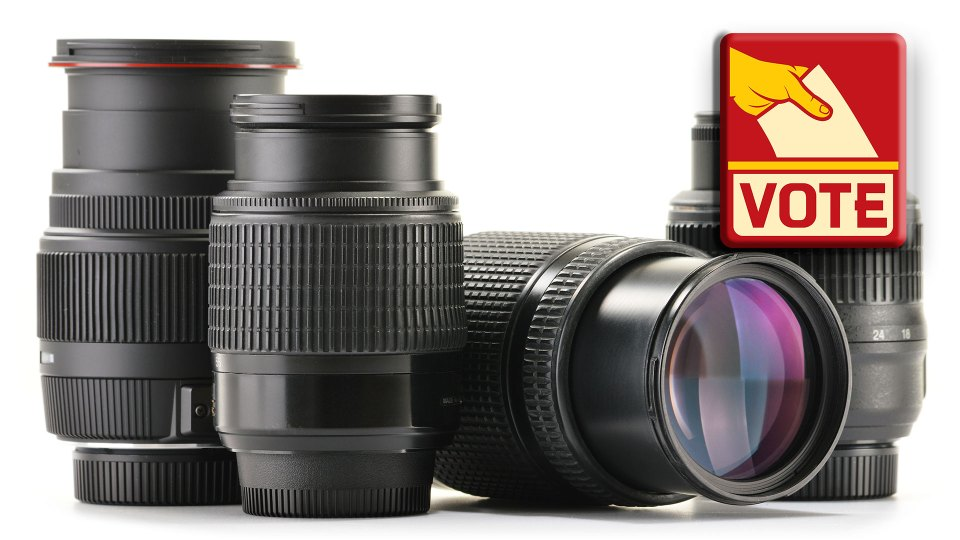 QOTW: How many lenses do you shoot with?