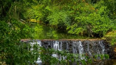 Nancy Creek waterfall ©2017 Kevin Ames