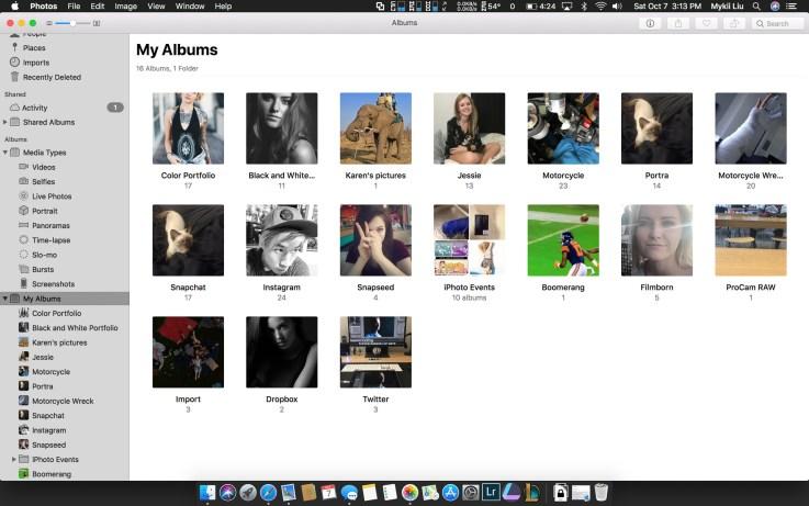 Organization - Photos High Sierra