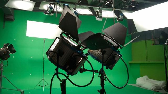 Lighting Green Screen Video/Photography