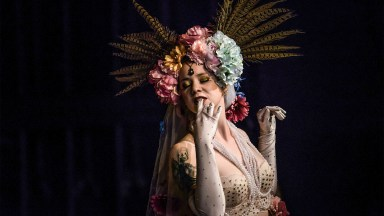 """The Photofocus Photographer of the Day for Beauty is Bernhard Garbers with """"Burlesque."""""""