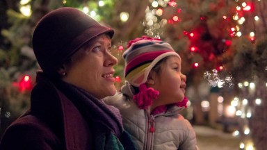 How Do You Photograph LED Holiday Lights?