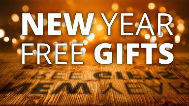 New Year – Free Gifts