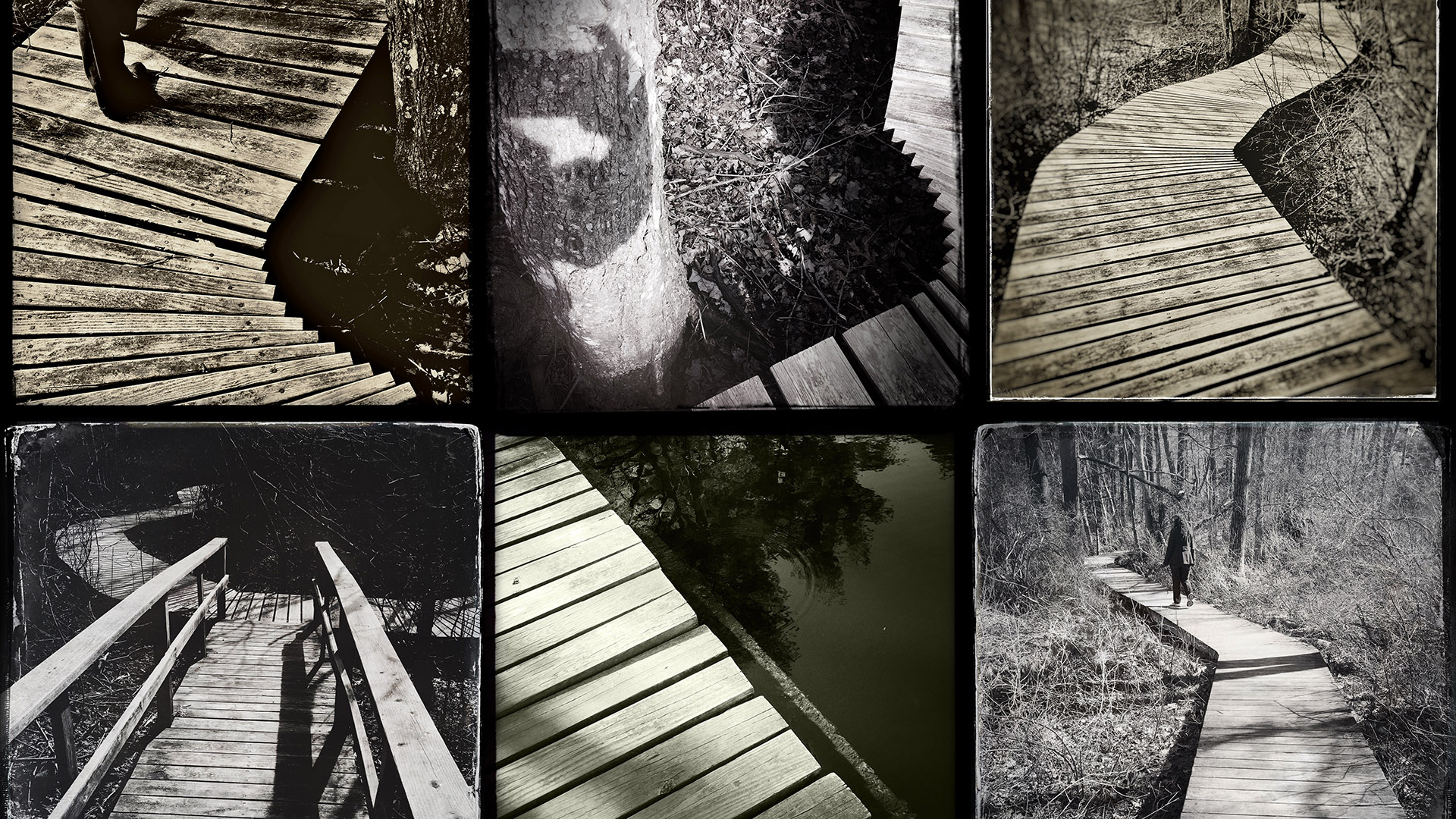 Hipstamatic Boardwalks