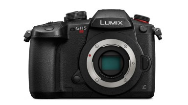Panasonic's New Camera: Lumix GH5S