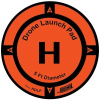 Hoodman Drone Launch Pad 3'
