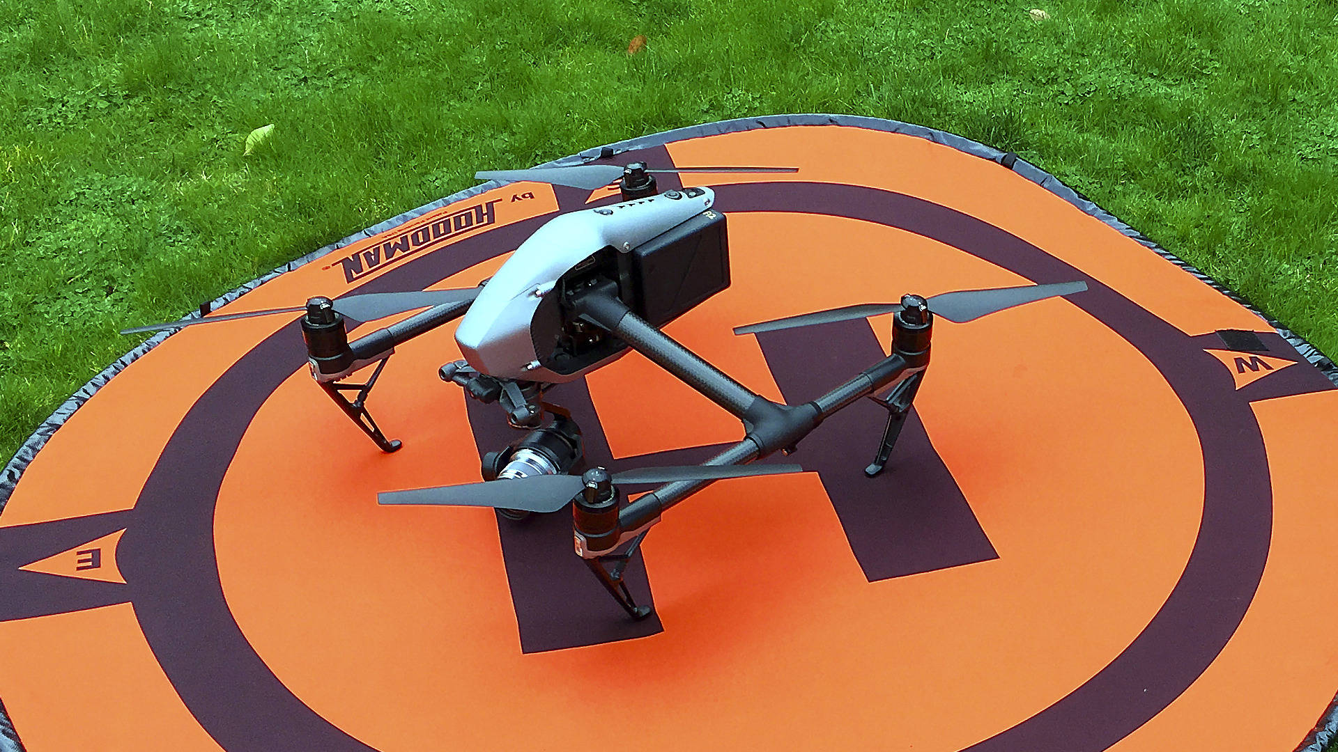 Why would I use a landing pad with my drone-2