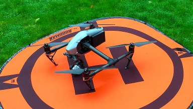 Becoming a Better Drone Pilot – Why would I use a landing pad with my drone?