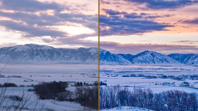 Quick Tip: Compare Before and After in Luminar and Aurora
