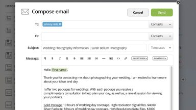 Quick Tip: Automate Your Client Emails