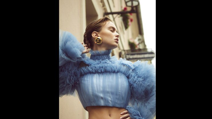 "Photofocus Photographer of the Day Heidi Rondak with ""Moi Lolita."" Beauty"