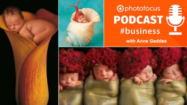 All images copyright Anne Geddes