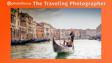 The Traveling Photographer: Finishing Touches