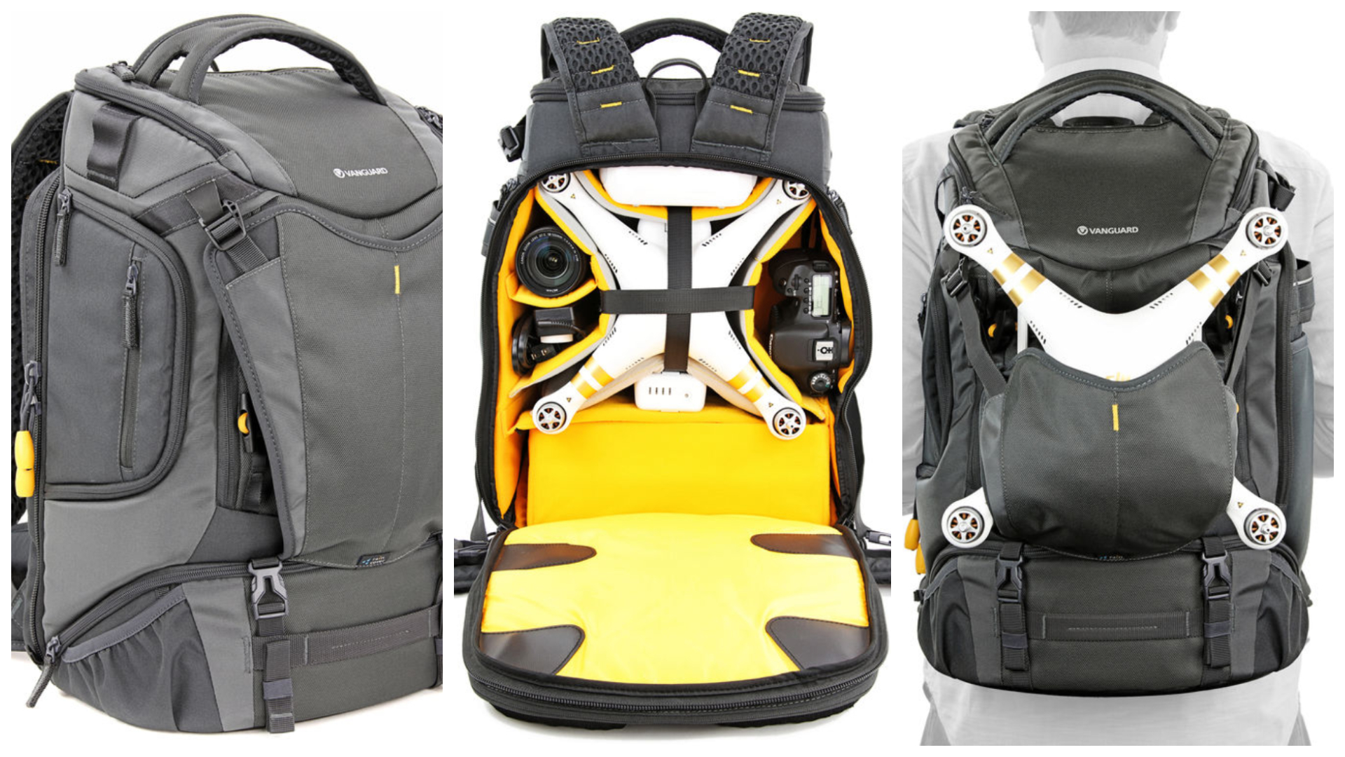 In Depth Gear Review: Vanguard Alta Sky 51D Backpack For