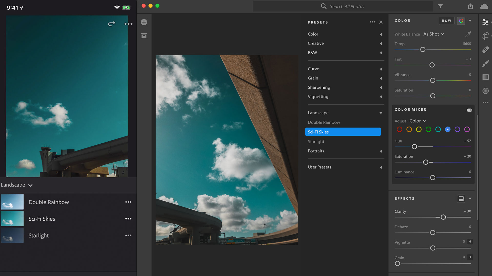 Adobe Brings Powerful New Features to Lightroom CC and Classic