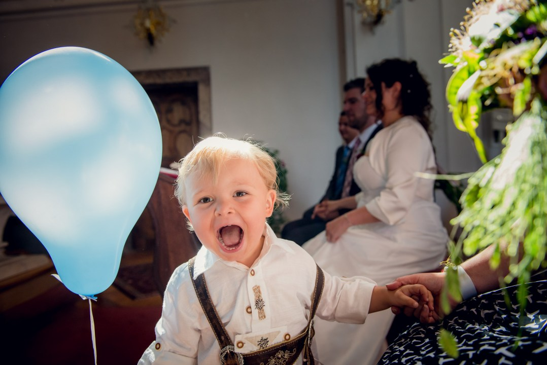 child, wedding, balloon, laughter,