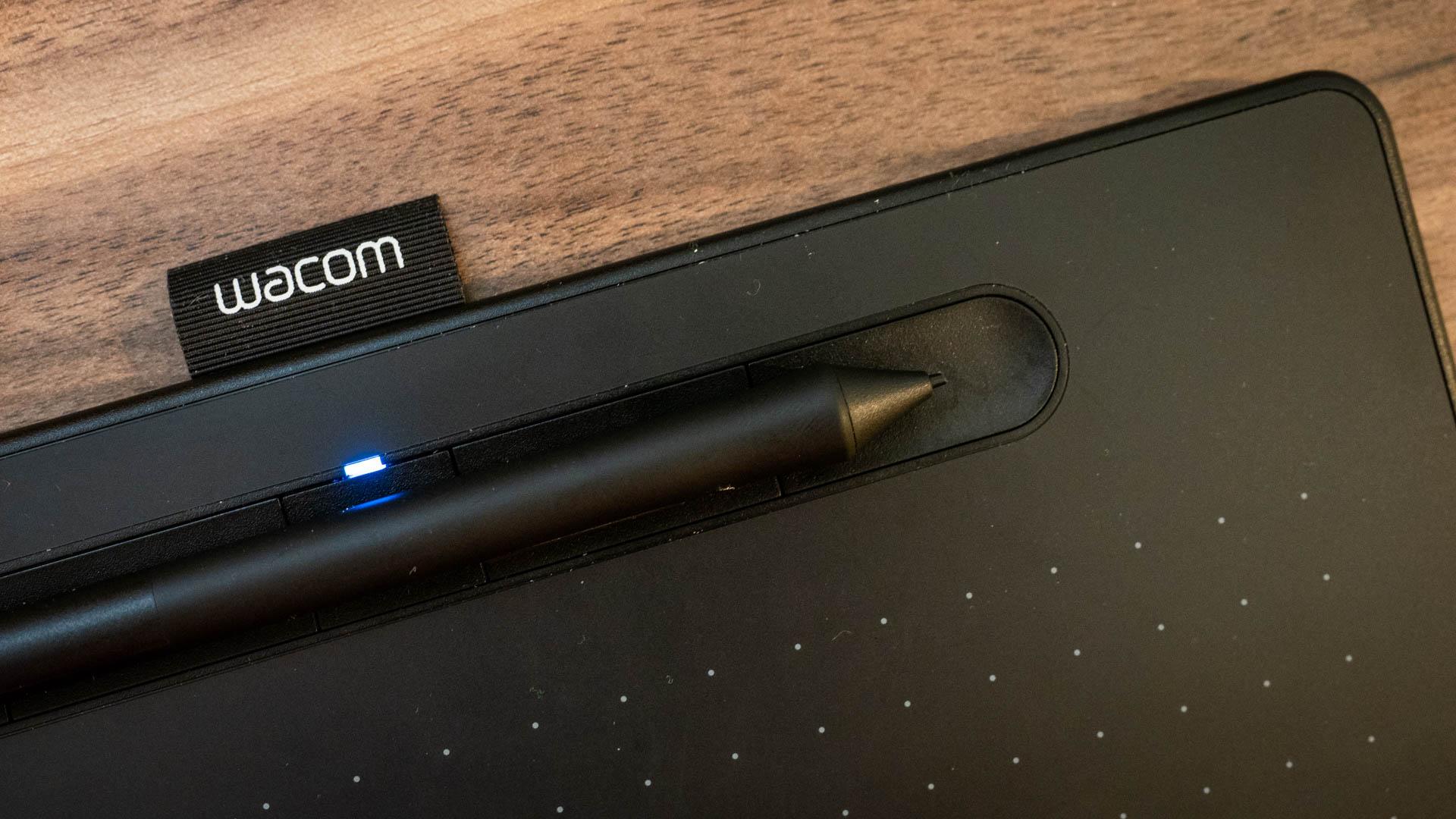 Wacom Intuos Pen Tablet a great entry-level tablet for