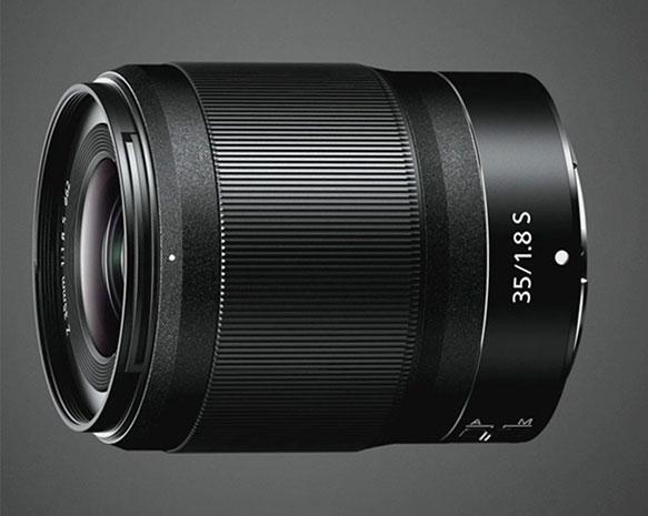 Nikon 35mm f/1.8 S